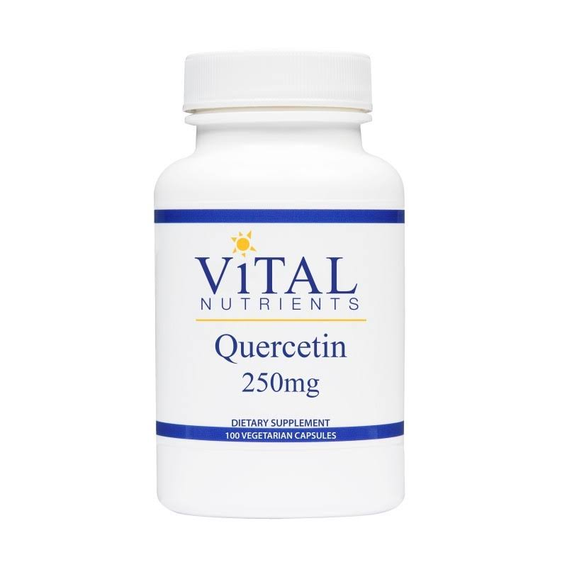 Vital Nutrients Quercetin Supplement - 250mg, 100ct