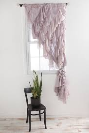 Pink Ruffle Curtain Topper by 25 Best Ruffled Curtains Ideas On Pinterest Ruffle Curtains