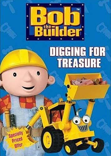 Bob the Builder: Digging for Treasure DVD