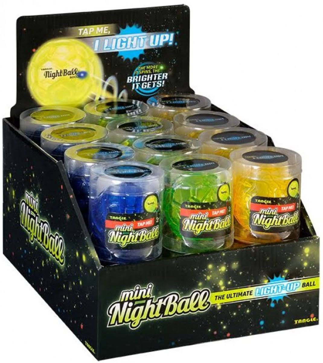 Tangle Mini Nightball - Color May Vary
