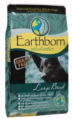 Earthborn Holistic Grain Free Dry Dog Food - Large Breed