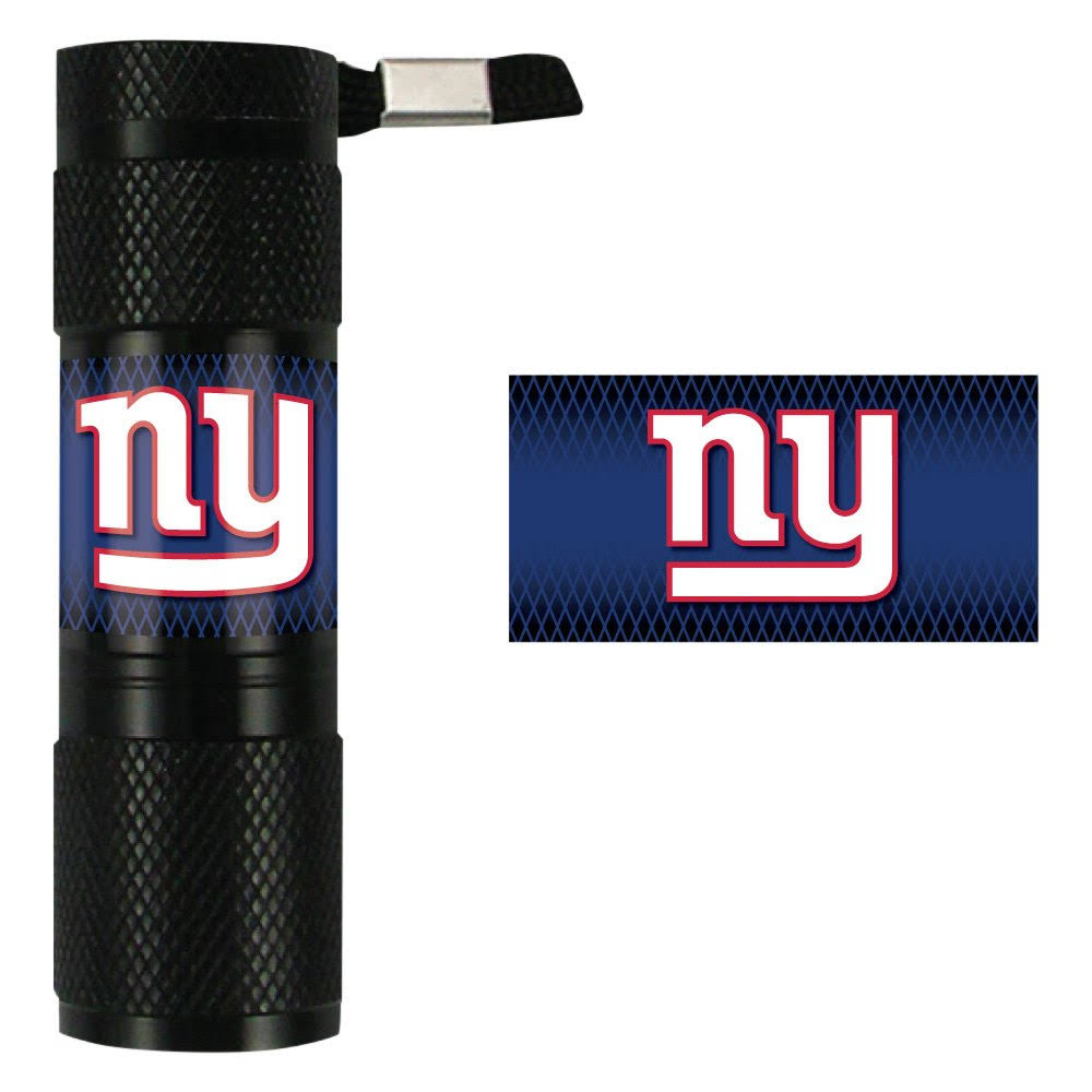 NFL LED Flashlight - New York Giants