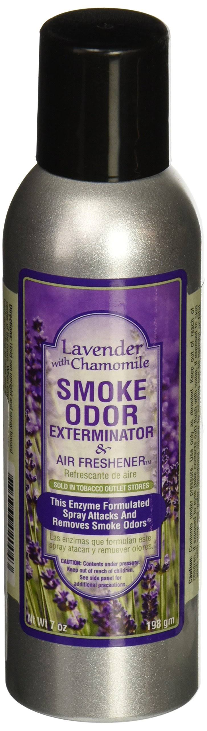 Tobacco Outlet Smoke Odor Exterminator Spray - Lavender with Chamomile, 7oz