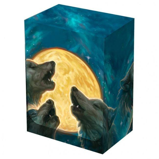 Legion 3 Wolf Moon Deck Box