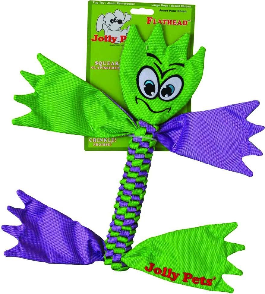 Jolly Pets-Flathead Tug Toy - X-Large