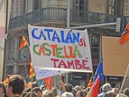 Catalán sí, castellà també