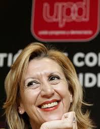 Rosa Díez no será la candidata de UPyD a la alcaldía de Madrid