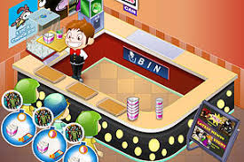 لعبة صاحب المطعم