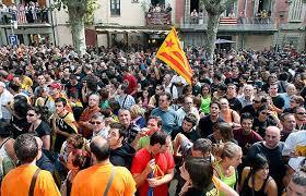 Consultas independentistas en Catalunya