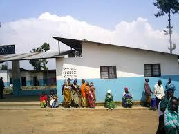 Hospital en Ruanda