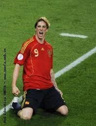 Torres GOL, España CAMPEONA Eurocopa 2008 de Futbol