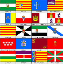 Banderas autonómicas españolas