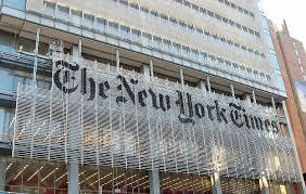 Sede de 'The New York Times'