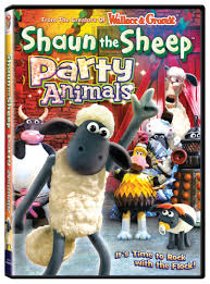 فيلم Shaun The Sheep Party Animals